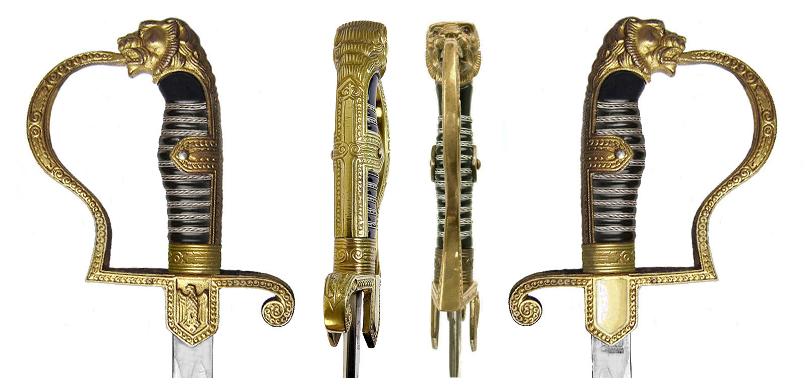 Eickhorn field marshall swords identification guide