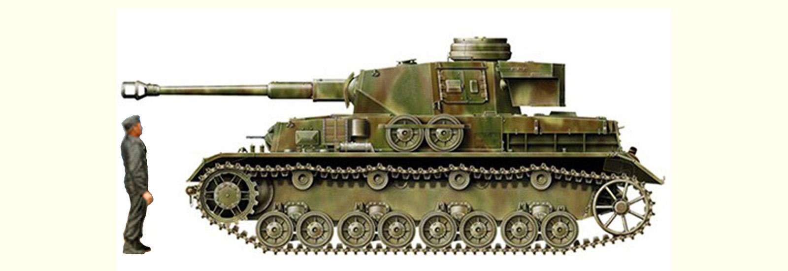 WW2 Armor Identification Galle...