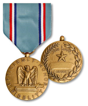 Image gallery afgcm for Air force decoration citation